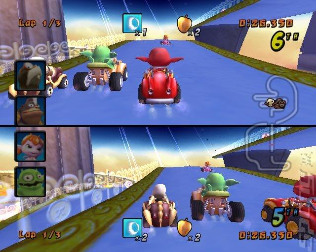 Cocoto-Kart-Racer