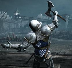chivalry axe