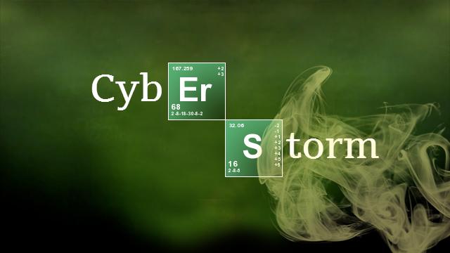 Breaking Bad - CyberStorm
