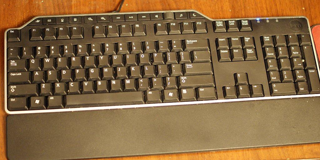 Клавиатура - работает!