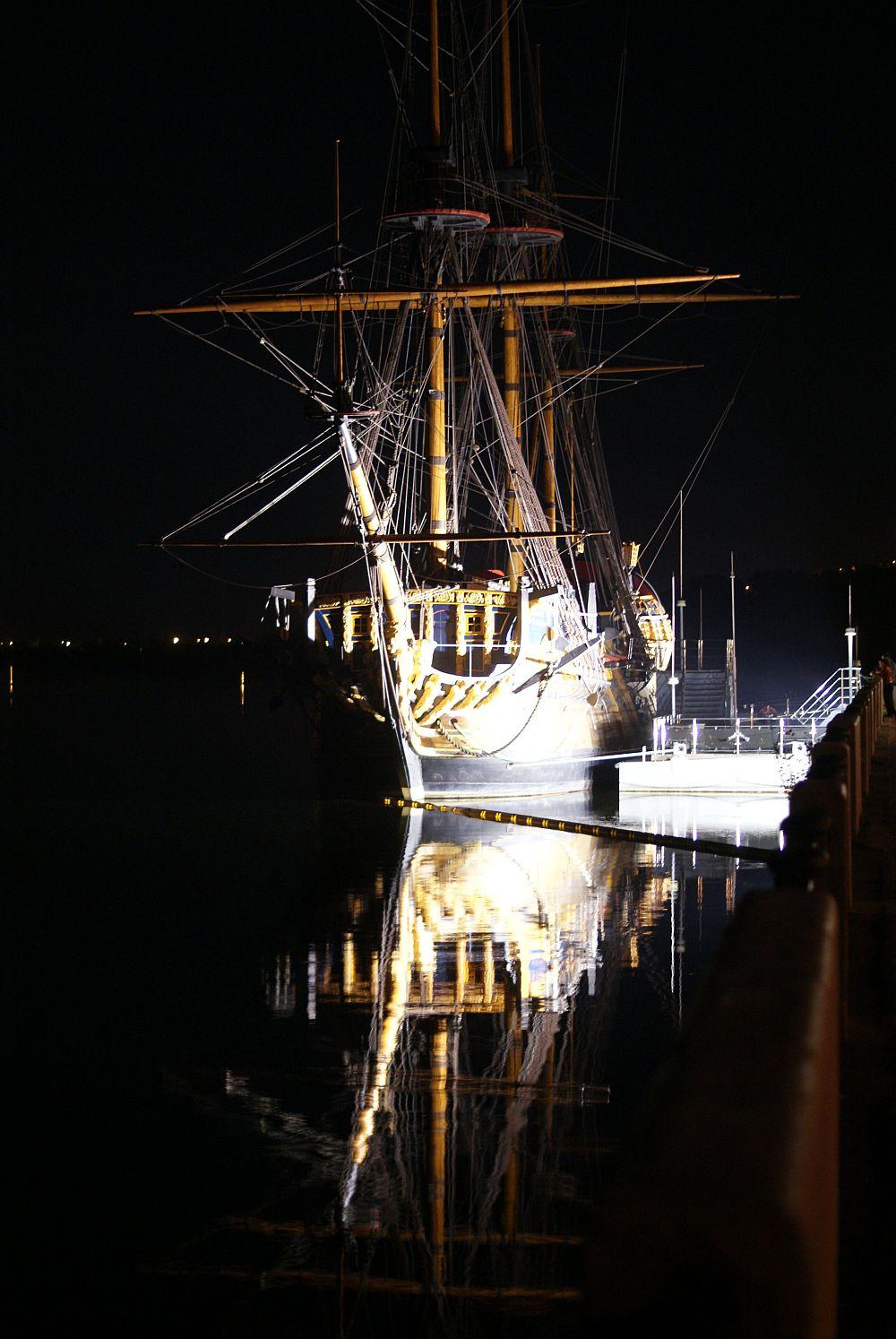 Воронеж, корабль