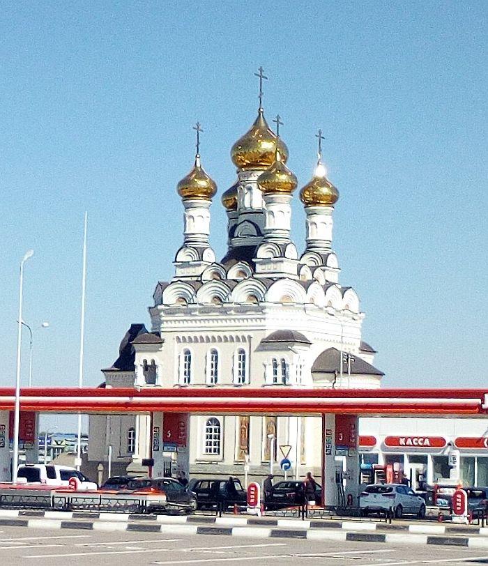 Воронеж, церковь