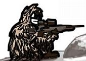 battlefield bad company 2 comix sniper