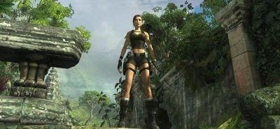 Tomb Raider: Unredworld